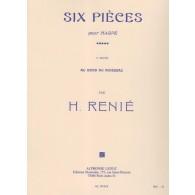 RENIE H. AU BORD DU RUISSEAU HARPE