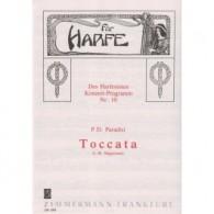 PARADISI P.D. TOCCATA HARPE