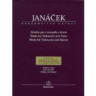 JANACEK L. COMPOSITIONS VIOLONCELLE