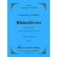 JOUBERT C.H. RHINOFEROCE VIOLONCELLE