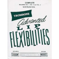 COLIN C. ADVANCED LIP FLEXIBILITIES TROMBONE