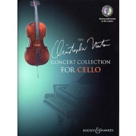 NORTON C. CONCERT COLLECTION FOR CELLO