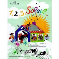 GOUGAT J. 1 2 3 SOLEIL VOL 2