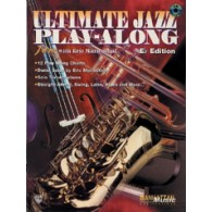 MARIENTHAL E. ULTIMATE JAZZ PLAY-ALONG SAXO EB