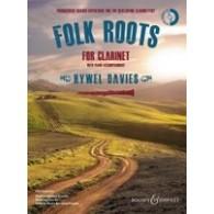DAVIES H. FOLK ROOTS CLARINETTE