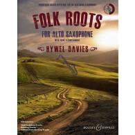 DAVIES H. FOLK ROOTS SAXO ALTO