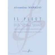 MARKEAS A. IL PLEUT CHOEUR D'ENFANTS