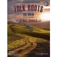 DAVIES H. FOLK ROOTS VIOLON