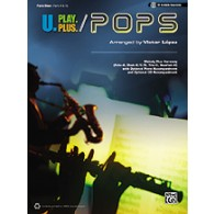 U PLAY PLUS POPS HAUTBOIS OU FLUTES