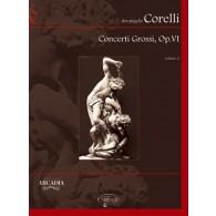 CORELLI A. CONCERTI GROSSI  OP 6 VOL 2 CORDES