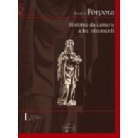 PORPORA N.A. SINFONIE DA CAMERA A 3 INSTRUMENTS