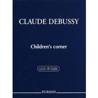 DEBUSSY C. CHILDREN'S CORNER PIANO