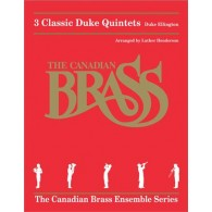 ELLINGTON D. CLASSIC DUKE BRASS CANADIAN QUINTETS