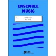 ENSEMBLE MUSIC: PIAZZOLLA A. TANGUANGO
