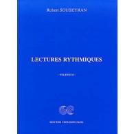 SOUBEYRAN R. LECTURES RYTHMIQUES VOL 2