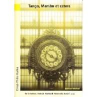 KALKE E.T. TANGO MAMBO ET CETERA VOL 1 STRINGS