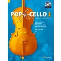 POP FOR CELLO VOL 1