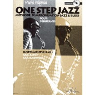 PELLEGRINO M. ONE STEP JAZZ SAXO ALTO