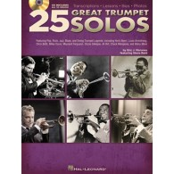 25 GREAT TRUMPET SOLOS