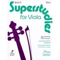 COHEN M. SUPERSTUDIES BOOK 2 ALTO