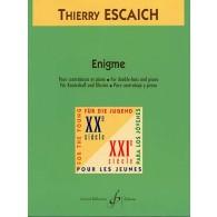 ESCAICH T. ENIGME CONTREBASSE