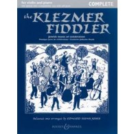 HUWS JONES E. THE KLEZMER FIDDLER VIOLON + CD