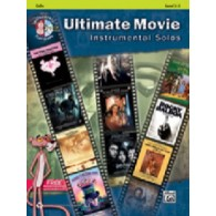 ULTIMATE MOVIE INSTRUMENTAL SOLOS  VIOLONCELLE