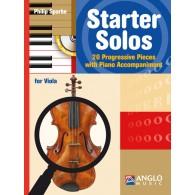 SPARKE P. STARTER SOLOS ALTO