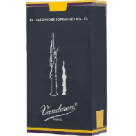 ANCHES SAXOPHONE SOPRANINO VANDOREN FORCE 3