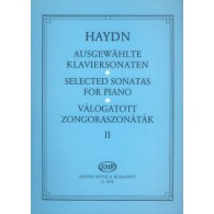 HAYDN J. SELECTED SONATAS VOL 2 PIANO
