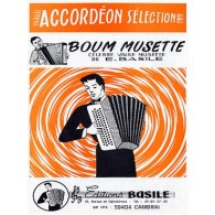 BASILE E. BOUM MUSETTE ACCORDEON