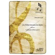 LUTZ F. LA FLUTE TRAVERSE LES STYLES VOL 1