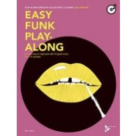 HARLOW ED EASY FUNK PLAY-ALONG CLARINETTES