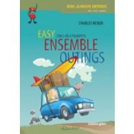RESKIN C. EASY ENSEMBLE OUTINGS TROMPETTES
