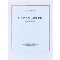 SICHLER J. L'OISEAU SOLEIL FLUTE