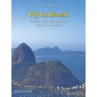 KNOBLICH A. FLY TO BRAZIL FLUTE GUITARE