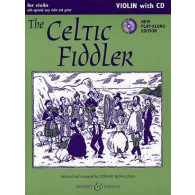 HUWS JONES E. CELTIC FIDDLER VIOLON