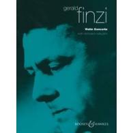 FINZI G. VIOLIN CONCERTO