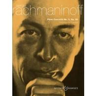 RACHMANINOV S. CONCERTO N°3 OP 30 2 PIANOS