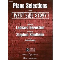 BERNSTEIN L. PIANO SELECTIONS FROM WEST STORY PIANO