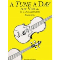 HERFURTH P. A TUNE A DAY BOOK 1 ALTO