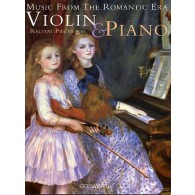 MUSIC FROM THE ROMANTIC ERA RECITAL PIECES FOR VIOLIN