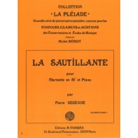 DEGENNE P. LA SAUTILLANTE CLARINETTE