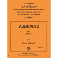 AUBER C. AUBEPINE PIANO