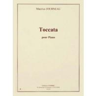 JOURNEAU M. TOCCATA OP 52 PIANO