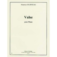 JOURNEAU M. VALSE PIANO