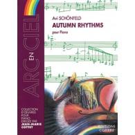 SCHONFELD A. AUTUMN RHYTHMS PIANO