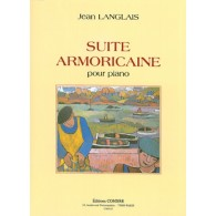 LANGLAIS J. SUITE ARMORICAINE PIANO
