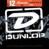 JEU DE CORDES ACOUSTIQUE DUNLOP STRING DAB1254 BRONZE 12/54