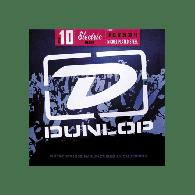 JEU DE CORDES ELECTRIQUE DUNLOP STRINGS DEN1046 FILE ROND NICKEL 10/46